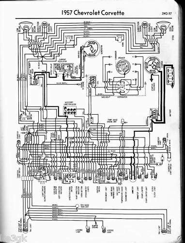 57 Ford Truck Wiring Diagram by Chevy Wiring Diagrams 1957 Thru 1965 Chevrolet Cdrom