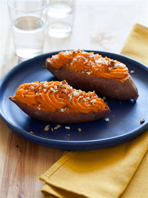 baked sweet potato recipe recipe for twice baked sweet potatoes