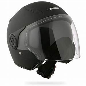 Casque De Moto : nox casque moto scooter jet n180 noir mat achat vente casque moto scooter nox casque moto ~ Medecine-chirurgie-esthetiques.com Avis de Voitures