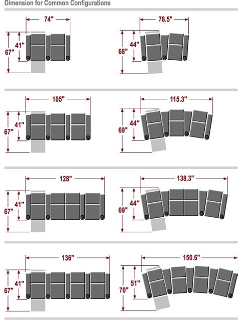 Home Theater Room Seating Dimensions  Dimensions For