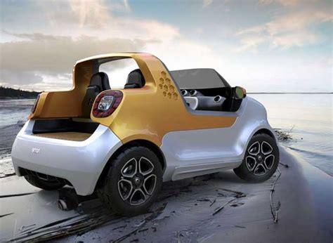 smart forsea amphibie la voiture capable daller sur