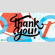 11 Unique Ways To Say 'thank You' In An Email Grammarly