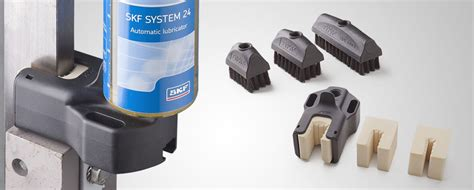 Accessories For Skf System 24 Automatic Lubricators