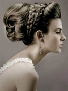 grecian hair-do | The Greek wedding dress | Pinterest