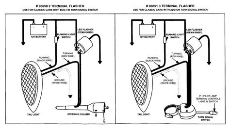 Prime Hot Rod Tail Light Wiring Diagram Led Tailights