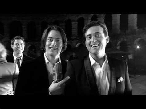 il divo at the coliseum il divo at the coliseum the promise in conversation