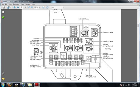 2007 Scion Xa Fuse Diagram by Need Help No Power To Fuel And Injectors