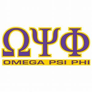 Greek store omega psi phi letters over name decal greek for Omega psi phi letters