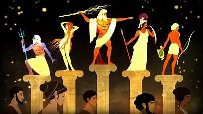 Pbs Homer Greeks Gods