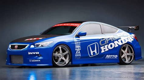 Modified Honda Car Wallpapers