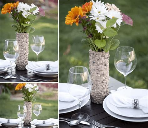 The Empty Vase Rock by 15 Free Recycled Craft Ideas To Beautify Your Space