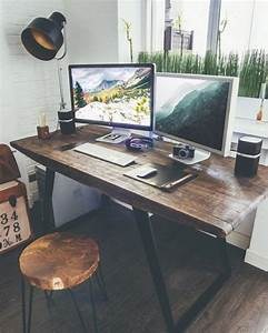 42, beautiful, workstations, designed, for, creativity