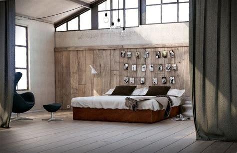 Wohnideen Für Schlafzimmer by Wohnideen F 252 R Schlafzimmer Rustikal Warme Farben Naturholz