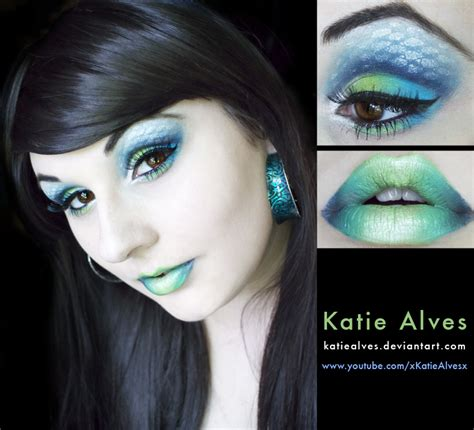 1000 Images About On Special Pics For Gt Special Effects Makeup Mermaid