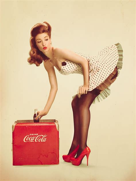 Fallout Nuka Cola Wallpaper Newfangled Pin Up Girls Faux Magazine