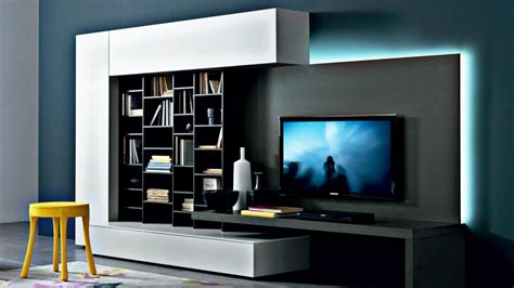 Wall Decoration With Tv