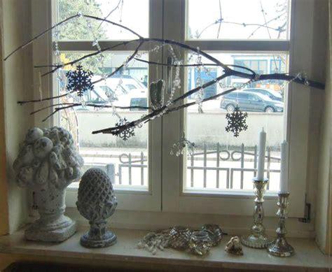 Dekoideen Weihnachten Fenster by Window Decoration Ideas And Displays