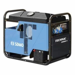 Groupe Electrogene 10 Kw : groupe lectrog ne sdmo monophas 10 5 kw moteur kohler ~ Premium-room.com Idées de Décoration