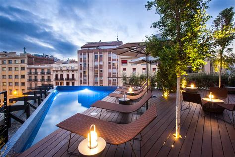 best hotels in barcelona best hotels with rooftop pools in barcelona the luxury