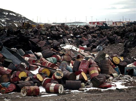 Toxic Waste Facts And Information