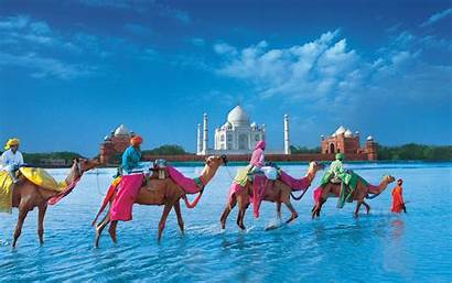 India Desktop Background Mahal Taj