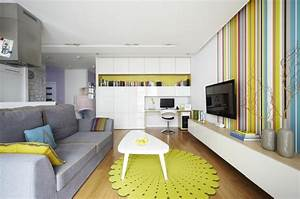 10 great small studio apartment interior design featured With small studio apartment interior design ideas