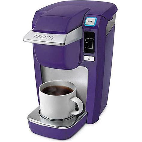 Are you seeking a coffee maker that uses k cups and grounds too, all in one unit? Keurig K-Cup K10 Mini Plus Brewer Coffee Maker: Appliances : Walmart.com   Keurig mini, Keurig ...