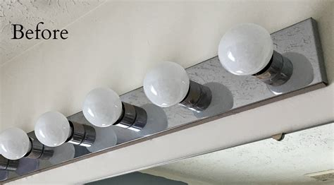 diy industrial light fixture snazzy things