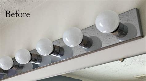 bathroom lighting fixtures diy industrial light for vanity