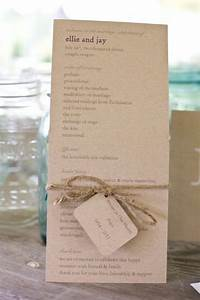 16 best wedding programs images on pinterest wedding With wedding program wording ideas