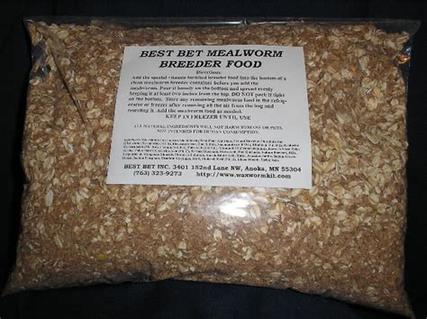 image gallery mealworm feed