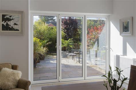 white bifold doors bifold door installation
