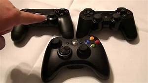 Controller Comparison: DualShock 4 vs. DualShock 3 vs ...