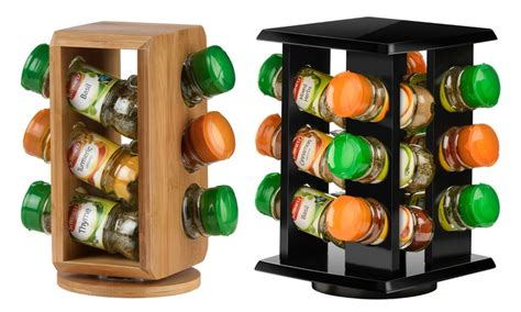 Spice Rack Wilkinsons by Carrousels 224 233 Pices Avec Pots Groupon