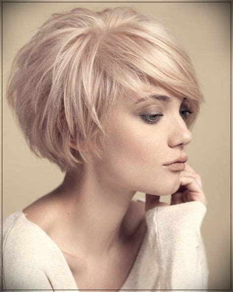 2019 2020 Trendy Haircuts for Short Hair for Women Over