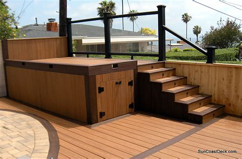 custom deck design patio  gazebo contractor  redondo