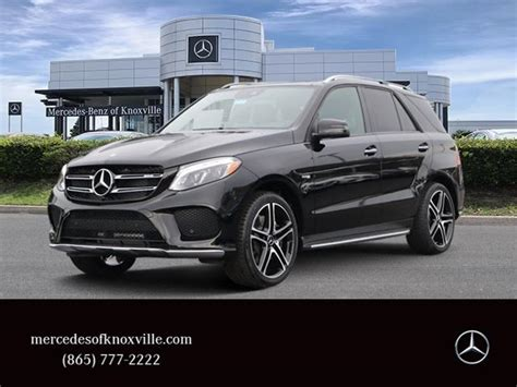 Along with a potent engine, you'll get ventilated front seats and laminated. New 2019 Mercedes-Benz GLE SUV in Knoxville #TK107   Mercedes-Benz of Knoxville