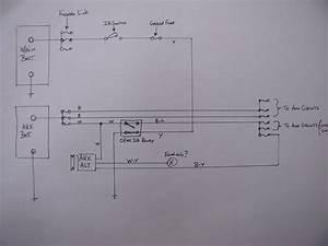 Fj60 Dual Alternator