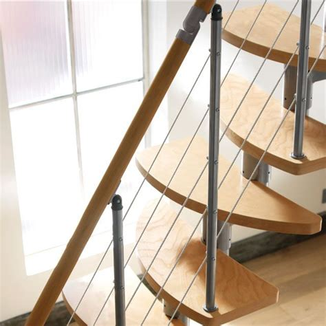 escalier gain de place inversio castorama escalier