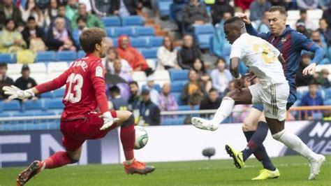 Real Madrid vs. Levante: resultado, resumen y goles del ...