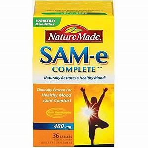 SAMe - 12 Nondrug Remedies for Depression - Health.com  Migraine S-Adenosylmethionine (SAMe)