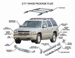 2001 Chevy Tahoe Parts Diagram