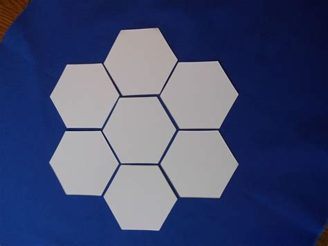 hexagons  shapes  english paper piecing