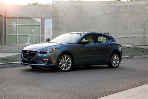 mazda mazda   door grand touring review  carey russ