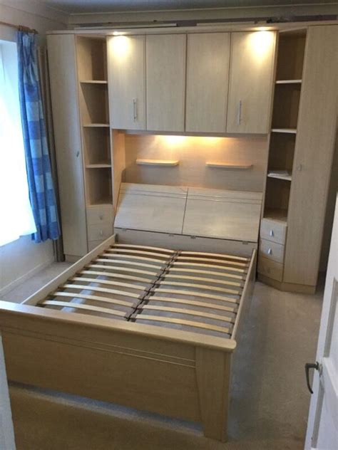 Overbed Cupboard by Ikea Bed Storage End Cupboards With Bed