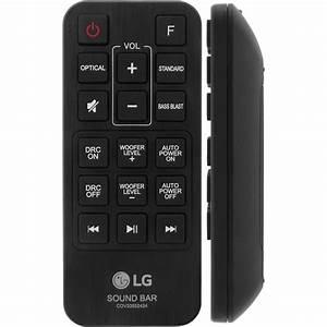 Lg Sj2 160 Watt Soundbar Bluetooth With Wireless Subwoofer