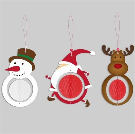 Christmas Paper Craft Decorations  Find Craft Ideas