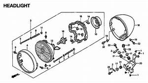 1998 Honda Shadow Ace 750 Wiring Diagram
