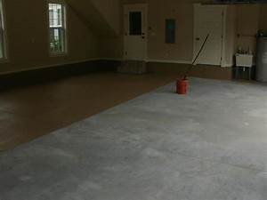 Clean spray paint garage floor overspray iimajackrussell for How to clean painted garage floor