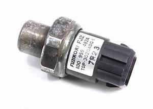 Ac Pressure Switch 96-01 Audi A4 S4 Passat B5